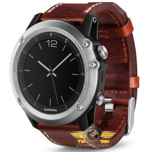 ساعت گارمین GARMIN FENIX3 LEATHER BAND