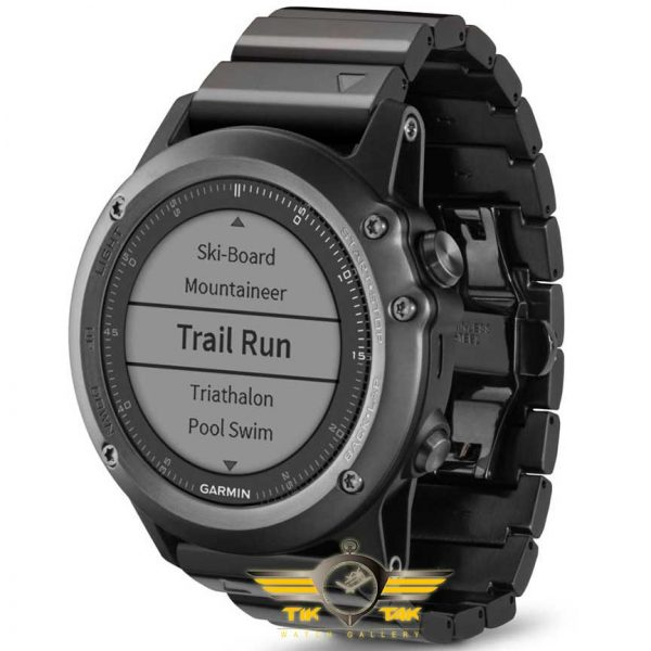 ساعت گارمین GARMIN FENIX3 METAL