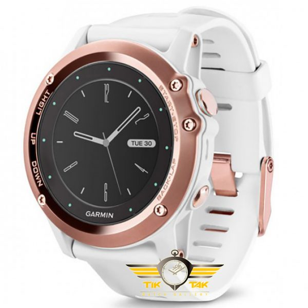 ساعت گارمین GARMIN FENIX3 ROSE GOLD
