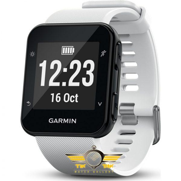 ساعت گارمین GARMIN FORERUNNER35WHITE