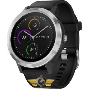 ساعت گارمین GARMIN VIVOACTIVE 3 BLACK/STAINLESS