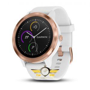 ساعت-مچی-گارمین-مدل-GARMIN-VIVOACTIVE-3- WHITE /ROSE GOLD