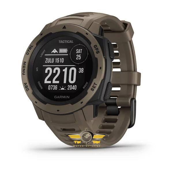 ساعت-اینستینکت-مدل-تاکتیکال-garmin-instinct-tactical