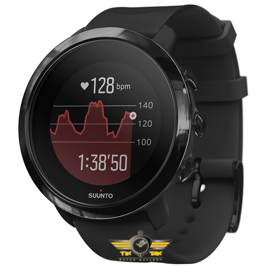 سونتو SUUNTO 3 FITNESS ALL BLACK